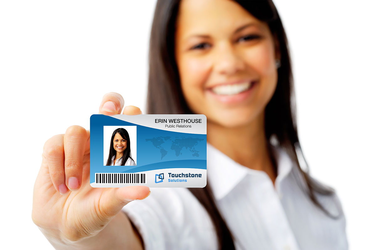 plastic id cards custom printed pvc cards - Plastic Id Cards